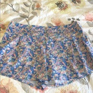 Adidas Floral Golf Shorts